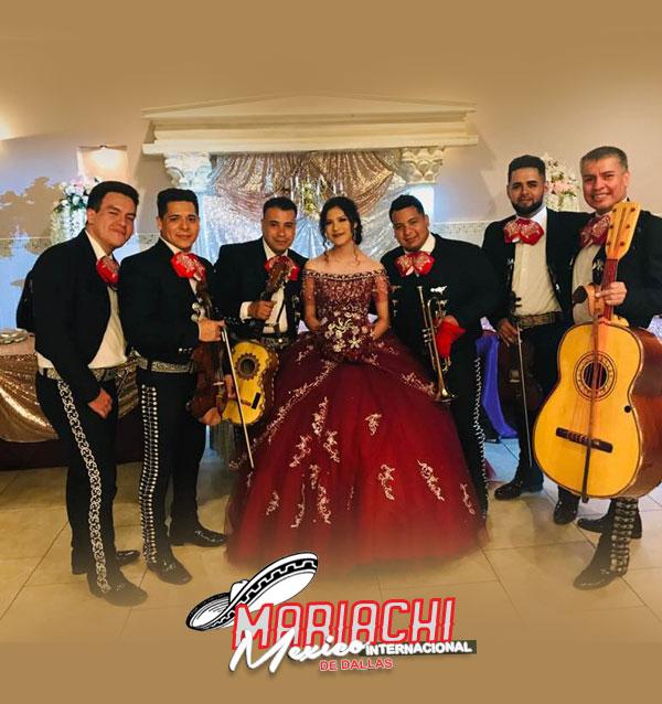 Mariachi Quinceañeras Arlington Texas