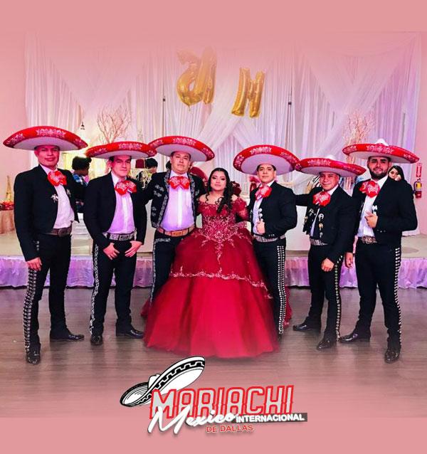 Mariachi Quinceañeras Fort Worth Texas