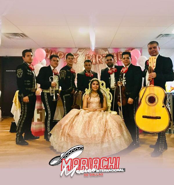 Mariachi Quinceañeras Irving Texas