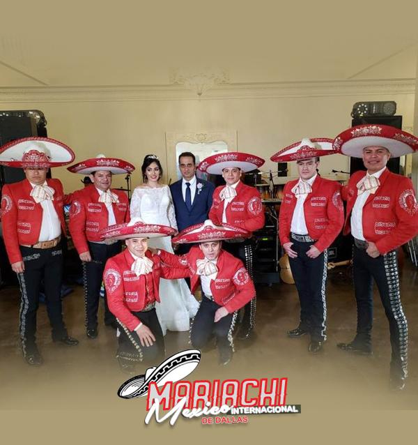 Mariachi en boda Dallas Texas