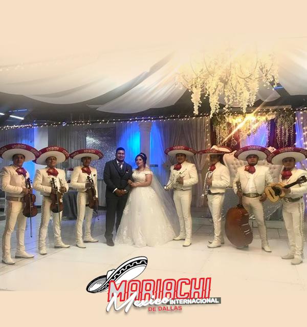 Mariachi en la boda en Fort Worth Texas